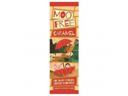 moo free coko tycinka s karamelovou prichuti