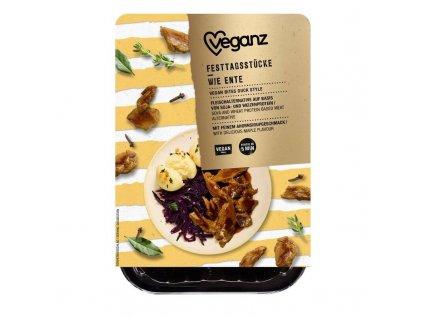 veganz veganske kousky na zpusob kachny
