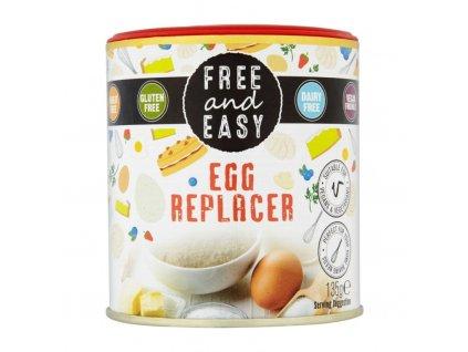 free and easy nahrada vajec
