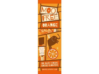 moo free coko tycinka s pomerancovou prichuti