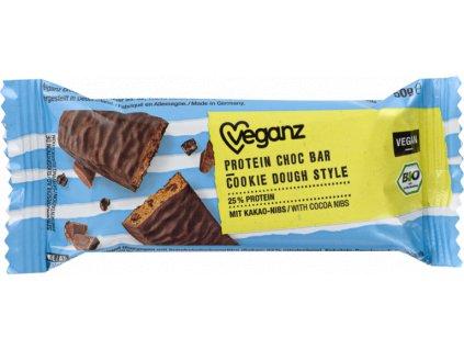 veganz proteinova tycinka susenkove testo