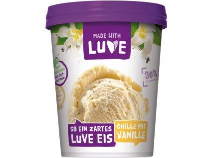 lupinova zmrzlina vanilkova
