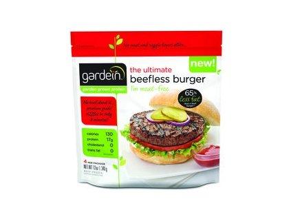 """Ultimate Beefless Burger - bezmasý """"hovězí"""" burger"""