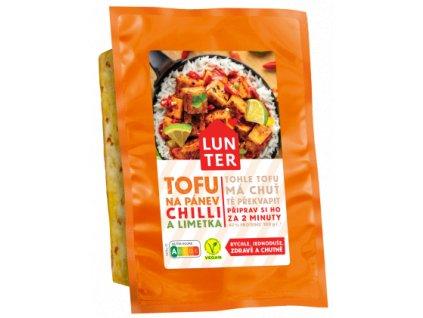 lunter tofu na panev chilli a limeta cz