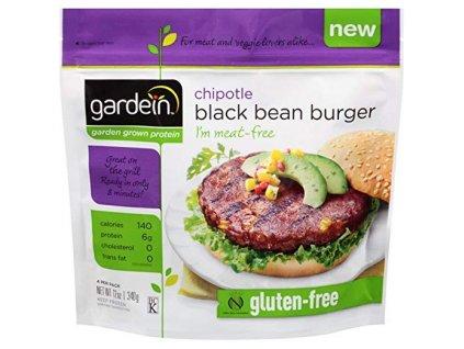 Chipotle Black Bean Burger