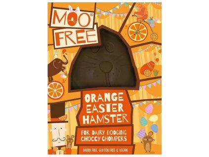 moo free cokoladovy hammy s pomerancovou prichuti