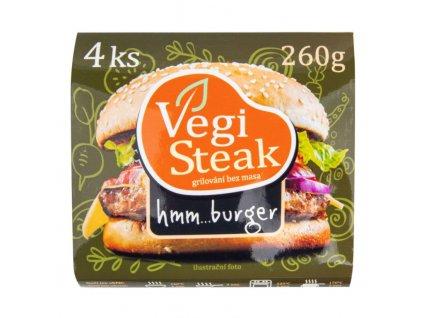 veto vegisteak hmm burger