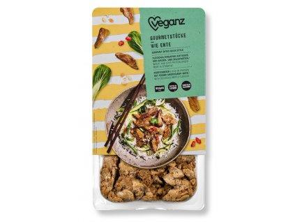 veganz veganske mrazene kousky na zpusob kachny