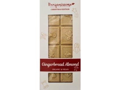 benjamissimo pernikova cokolada s mandlemi
