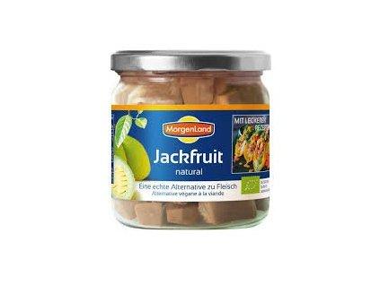 Jackfruit přírodní, Bio