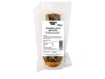 Veganský lososový filet