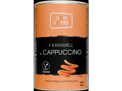 Vegan Factory Karamel Cappuccino