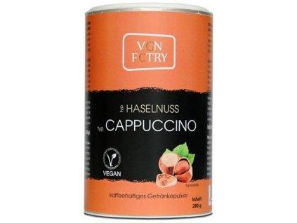 Vegan Factory Oříškové Cappuccino