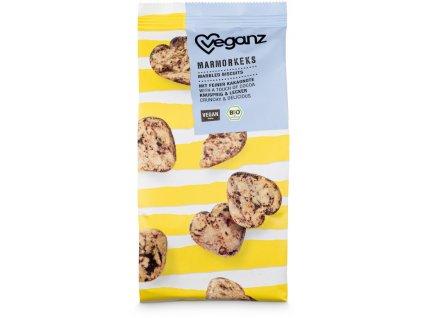 Veganz mramorové sušenky, Bio