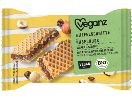 veganz oriskova vafle nova bio