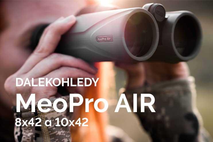 Binokulární dalekohledy MeoPro Air HD