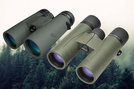 Jaký je rozdíl mezi binokulárem MeoPro 8x42 HD a (MeoPro) Optika HD 8x42?