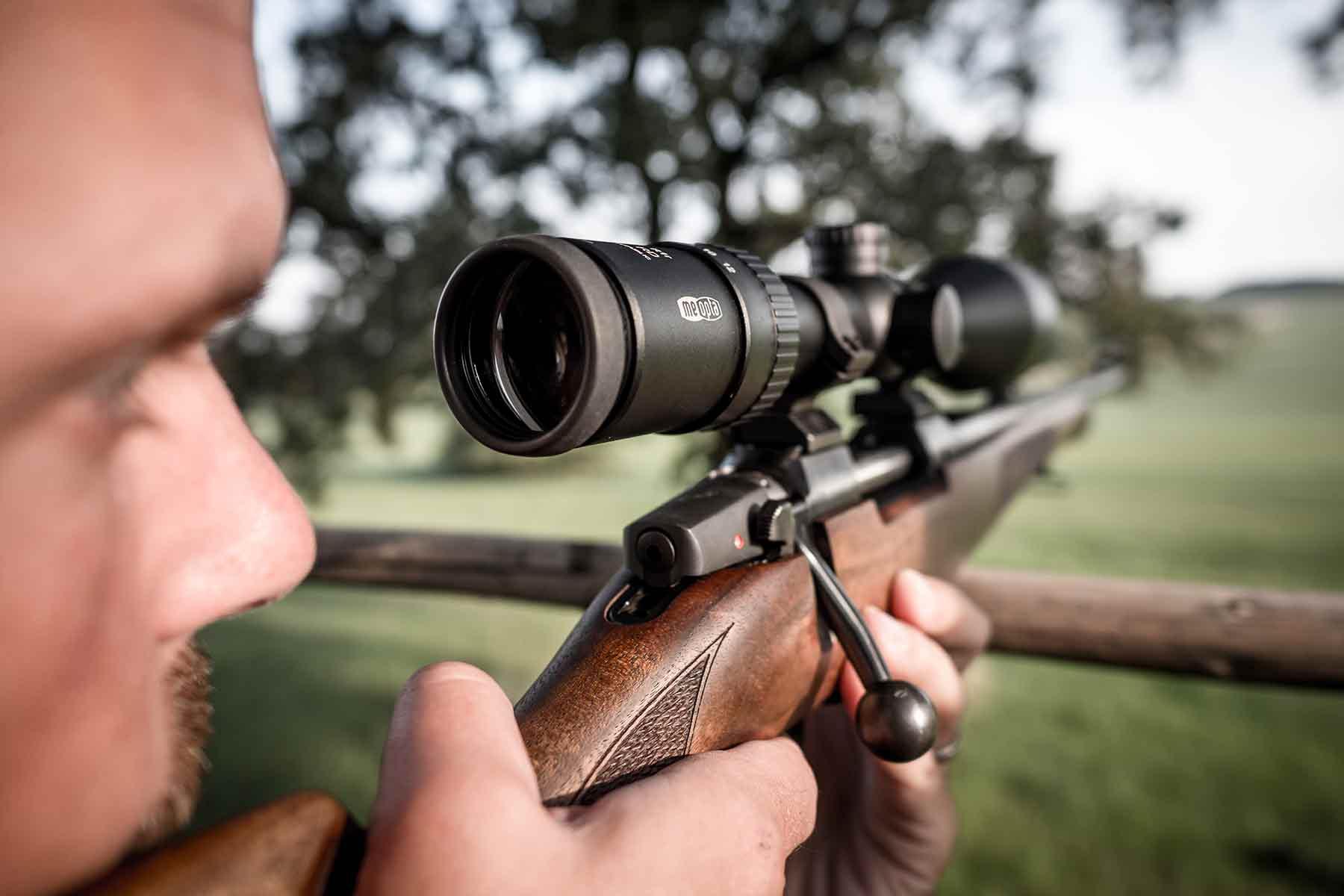 Jakou ráži snesou puškohledy Meopta?