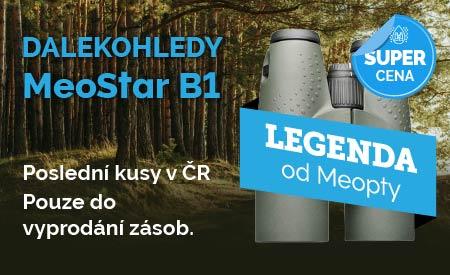 Dalekohledy MeoStar B1 Legenda od Meopta