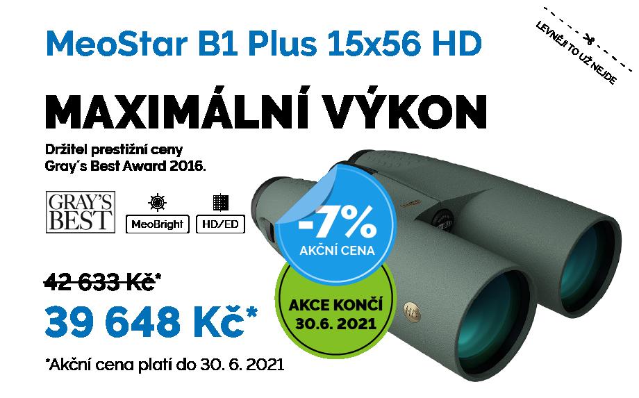 MeoStar B1 Plus 15x56 HD Akce