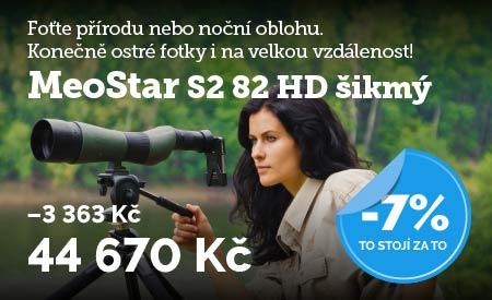 MeoStar S2 82 HD Akce