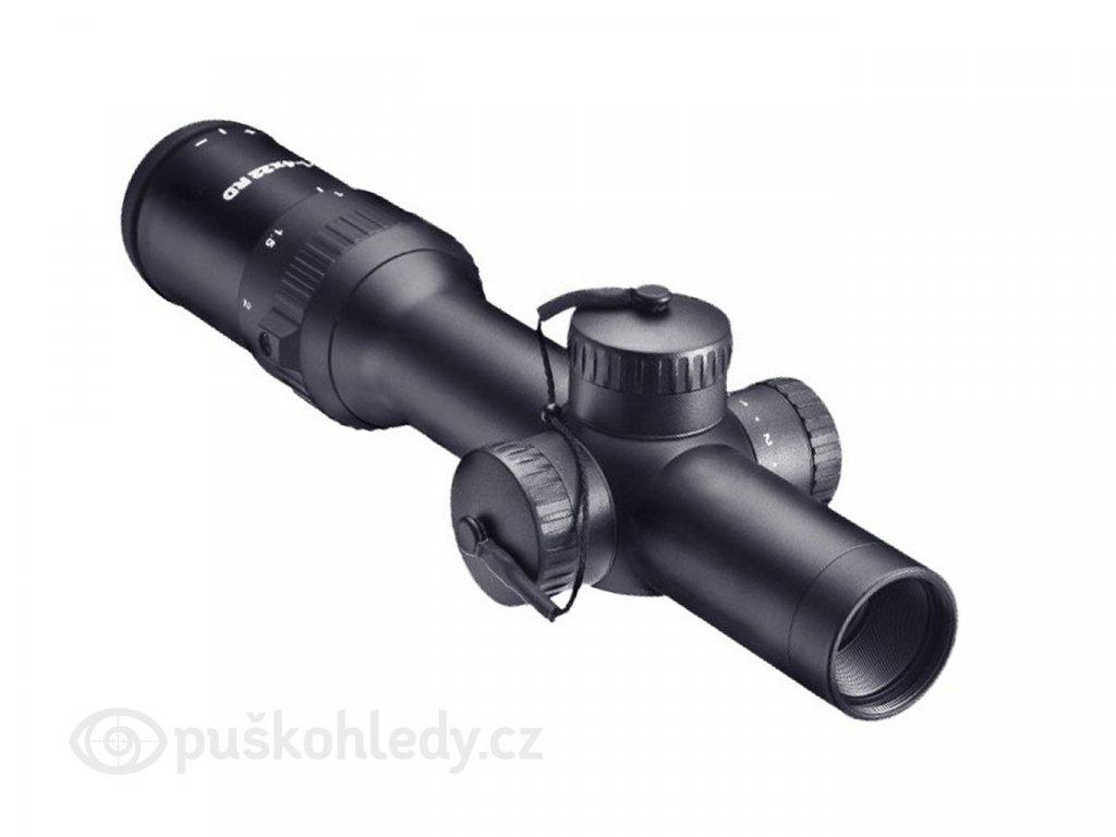 Puškohled ZD 1 4x22 RD, záměrná osnova K 5,56 ZD varianta RD 00
