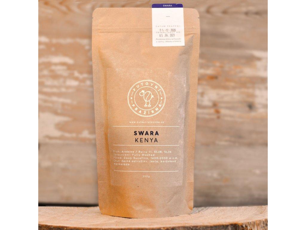 zrnkova kava arabica swara kenya