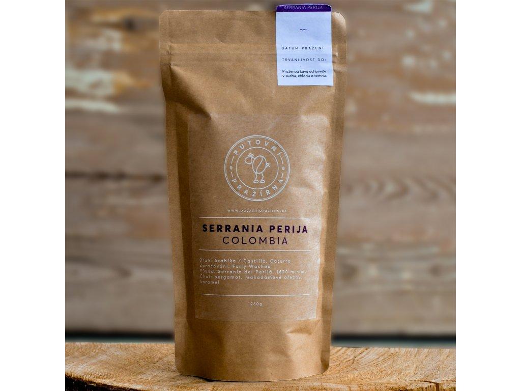 zrnkova kava serrana colombia