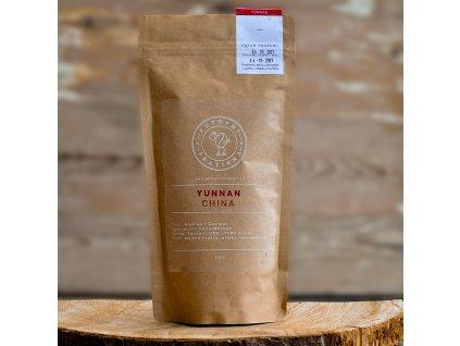 zrnkova kava yunnan china