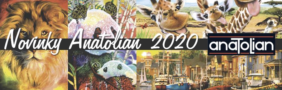 Novinky Anatolian 2020