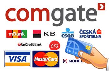 Online platby ComGate
