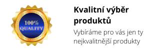 Kvalitní výber produktů