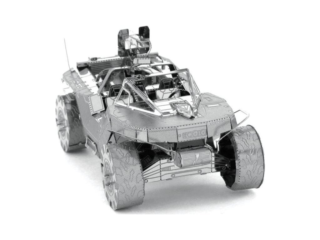 METAL EARTH 3D puzzle Halo: UNSC Warthog