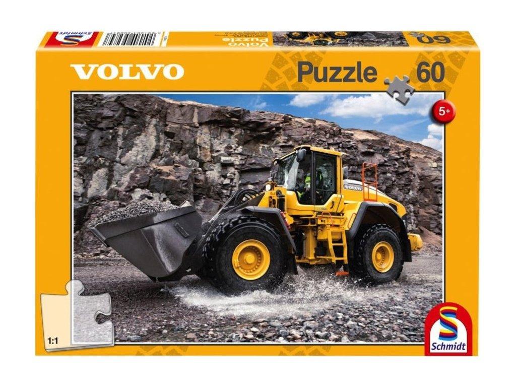 SCHMIDT Puzzle Volvo L150H 60 dílků