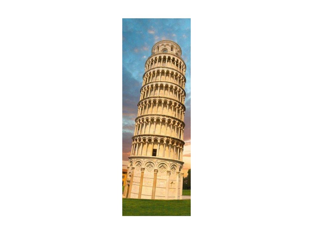 HEYE Vertikální puzzle Šikmá věž v Pise 1000 dílků