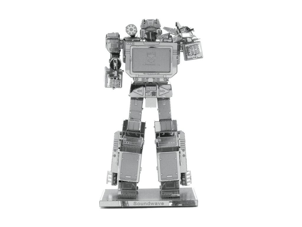 METAL EARTH 3D puzzle Transformers: Soundwave