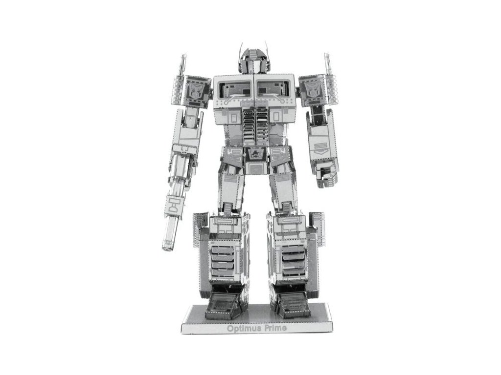 METAL EARTH 3D puzzle Transformers: Optimus Prime