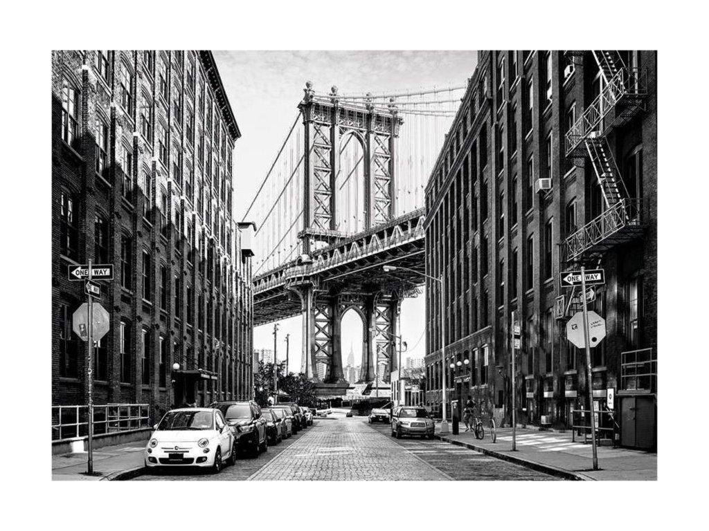DINO Puzzle Manhattanský most, New York 1000 dílků