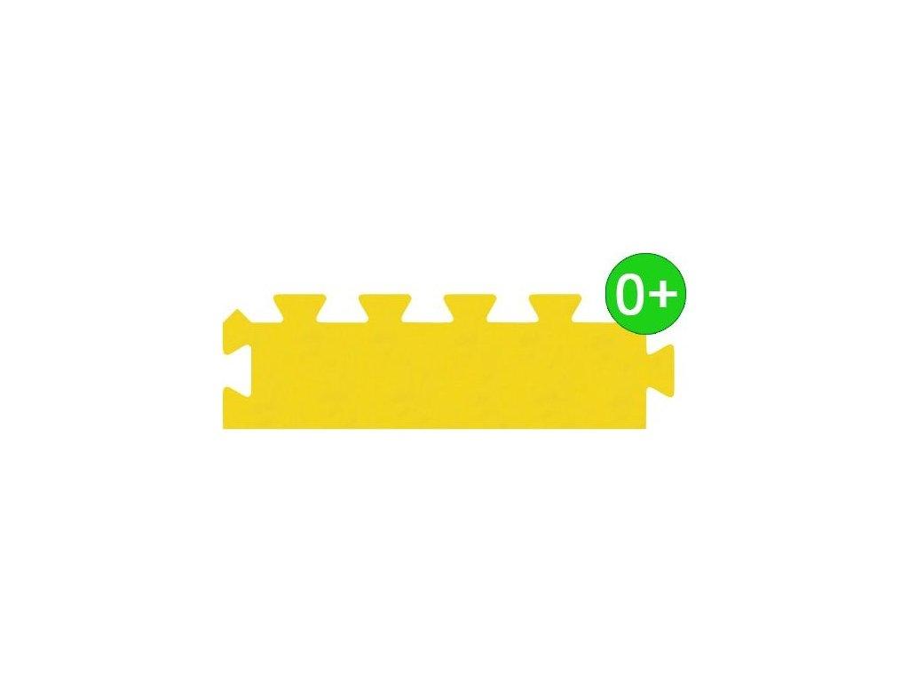 MALÝ GÉNIUS Okrajový dílek silný 0+ (žlutý)