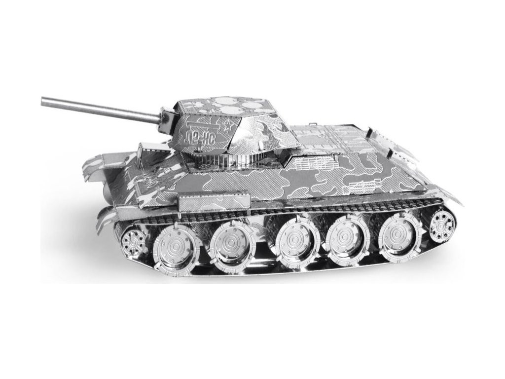 METAL EARTH 3D puzzle Tank T-34