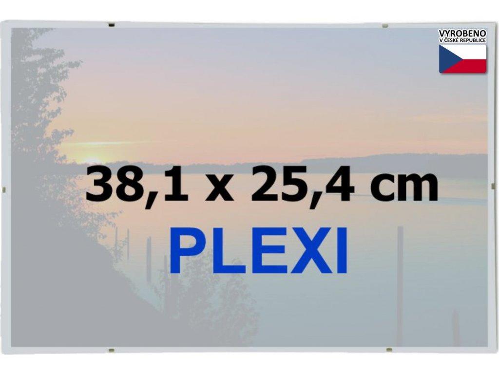 BFHM Rám Euroclip 38,1x25,4cm (plexisklo)