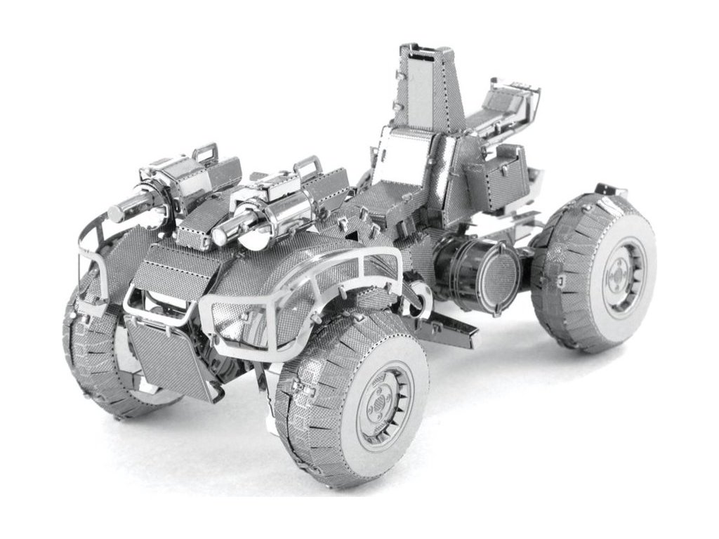 METAL EARTH 3D puzzle Halo: UNSC Gungoose