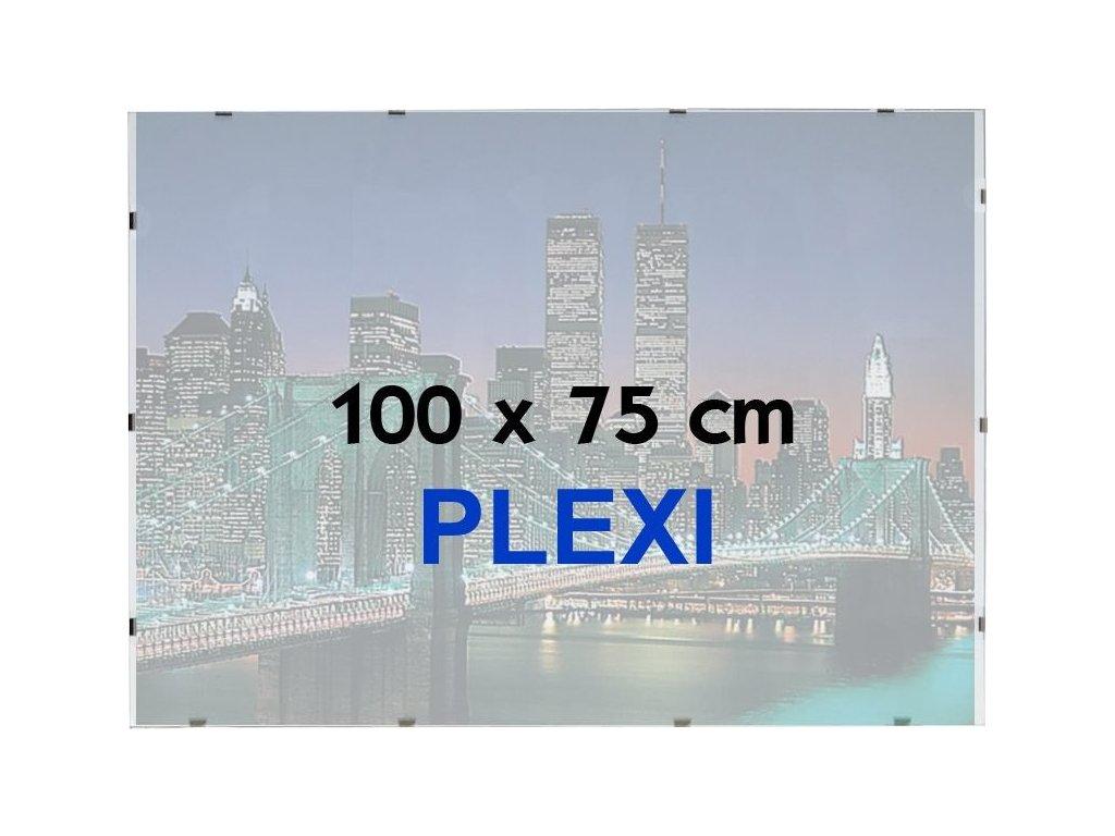 BFHM Rám na puzzle Euroclip 100x75cm (plexisklo)