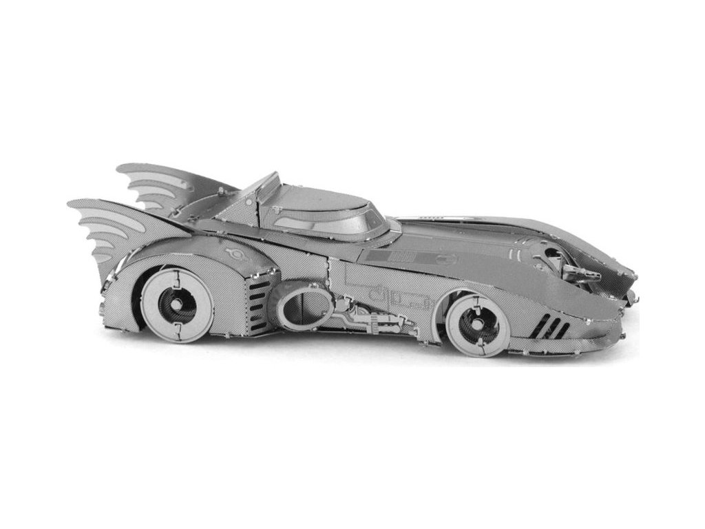 METAL EARTH 3D puzzle Batman: Batmobile (1989)