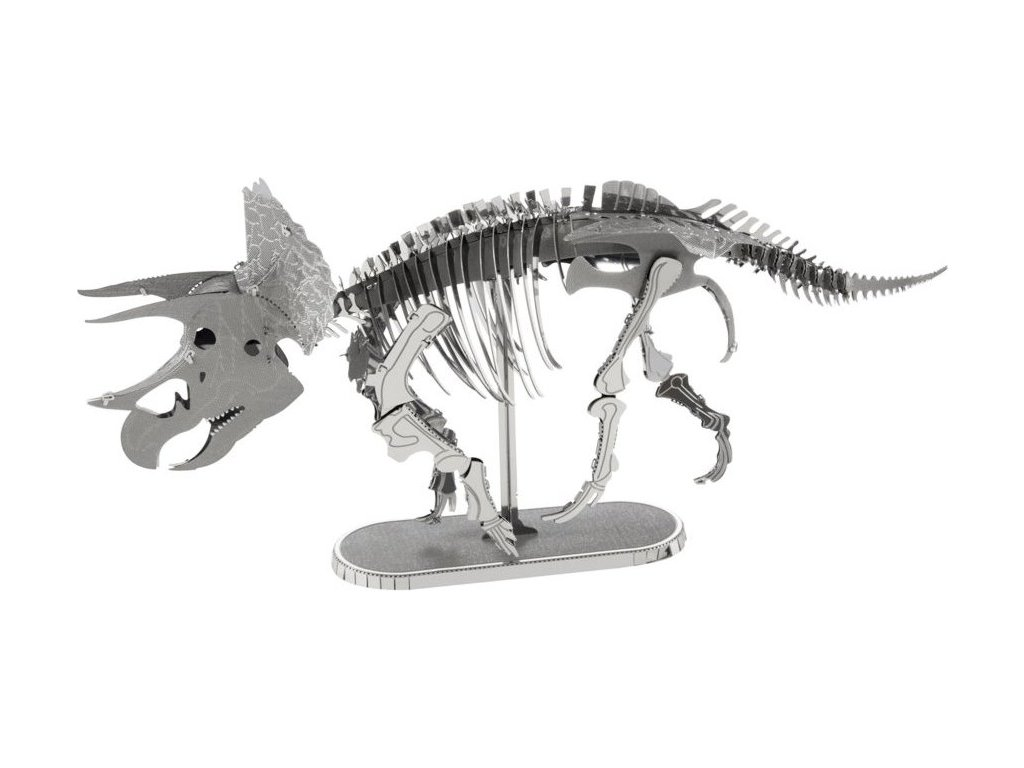 METAL EARTH 3D puzzle Triceratops
