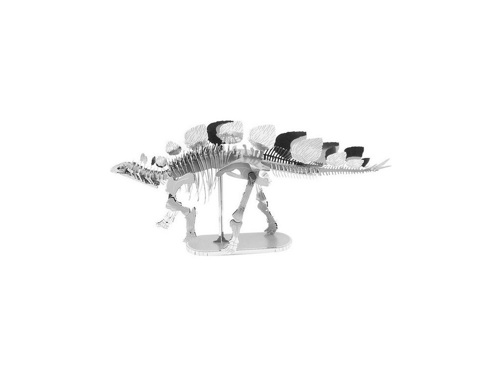 METAL EARTH 3D puzzle Stegosaurus