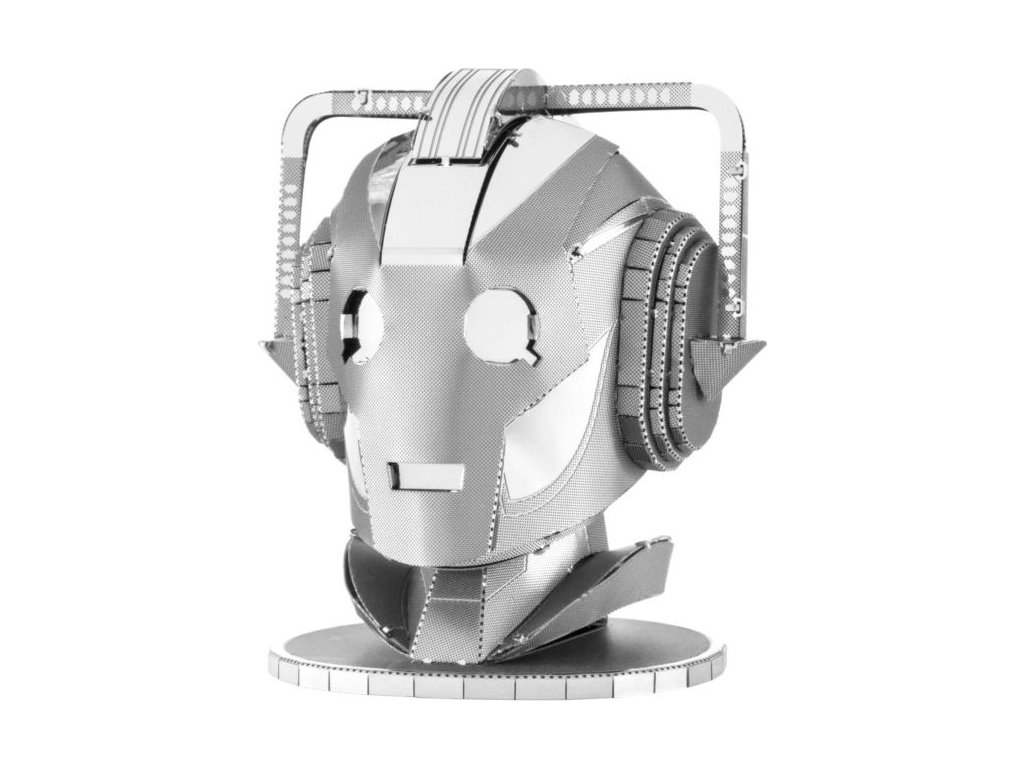 METAL EARTH 3D puzzle Doctor Who: Cybermanova hlava