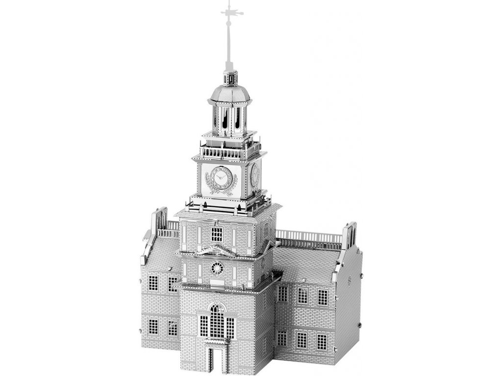 METAL EARTH 3D puzzle Independence Hall