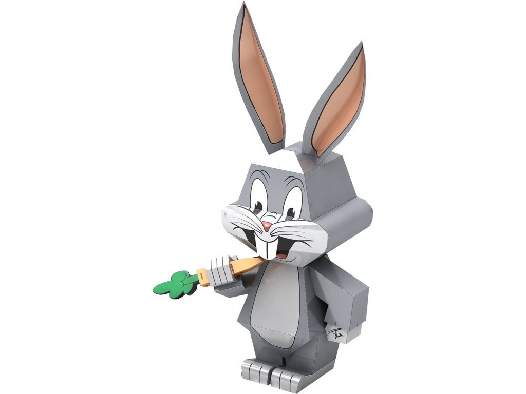 METAL EARTH 3D puzzle Looney Tunes: Bugs Bunny