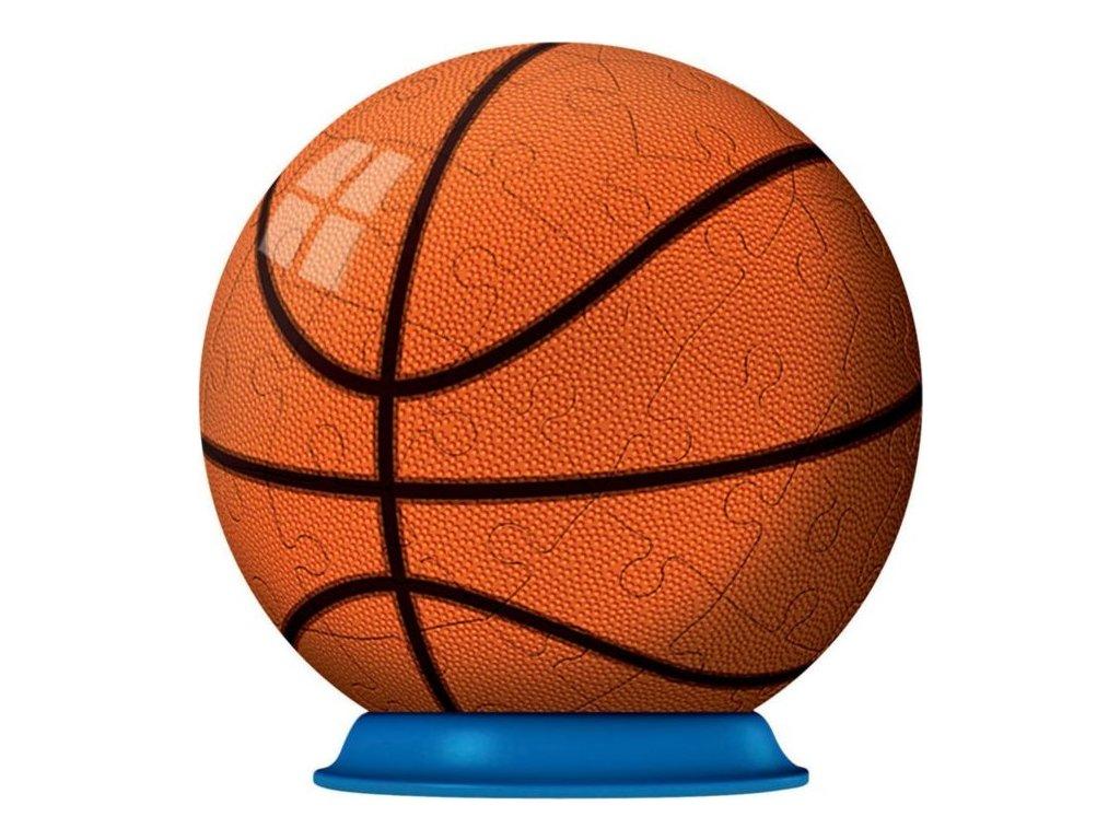 RAVENSBURGER Puzzleball Basketbalový míč 54 dílků